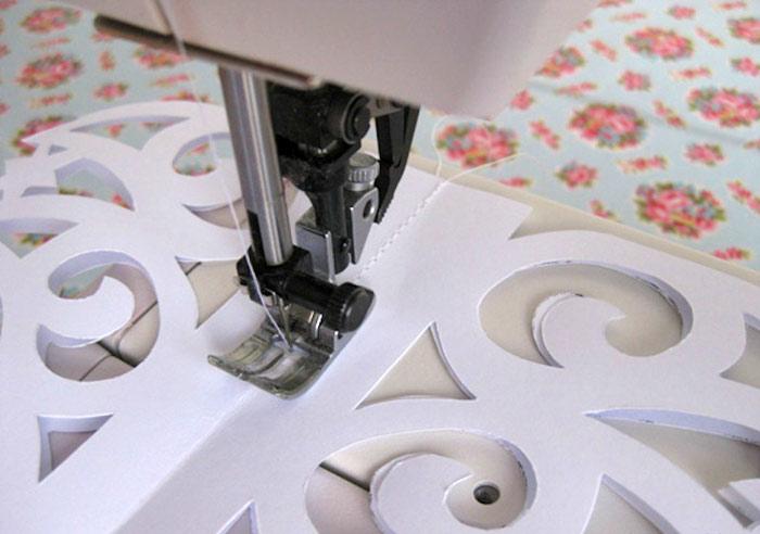 Как сделать из бумаги легкие нож 82