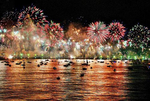 Куда поехать на Новый год без визы изоражения
