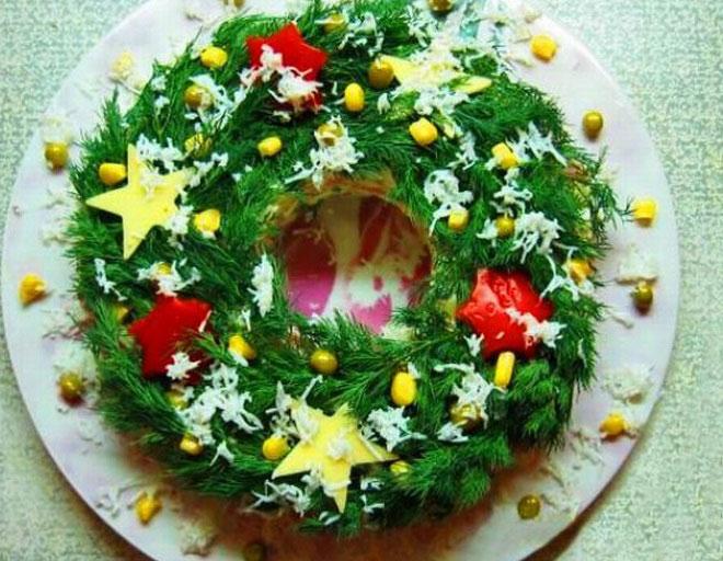 salat-rozhdestvenskij-venok-2