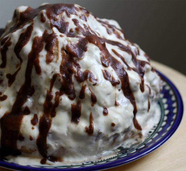 Торт панчо из готовых коржей