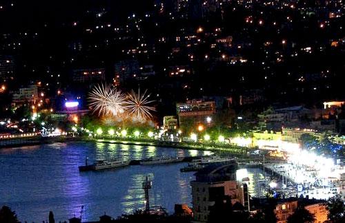 Куда поехать на Новый год в Крыму