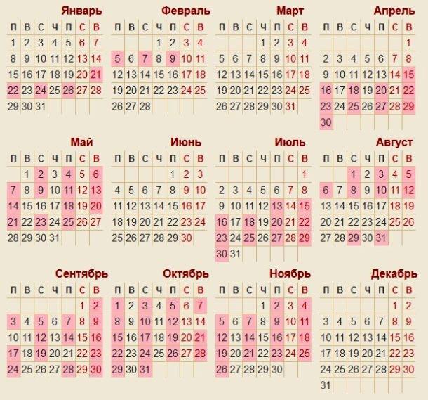kalendar-venchanij-na-aprel-2018