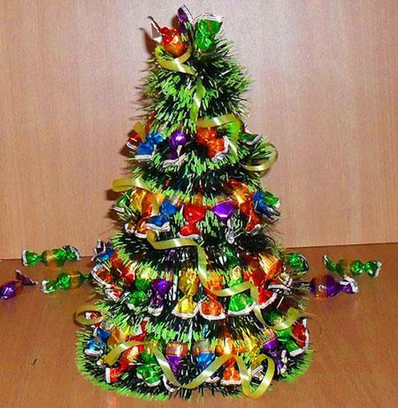Как оригинально украсить новогоднюю елку: лучшие идеи с фото