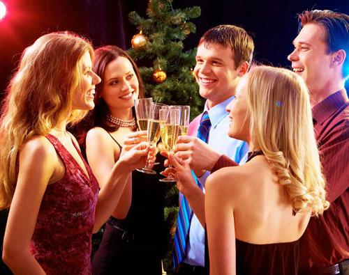 Сценарий Нового года для дома