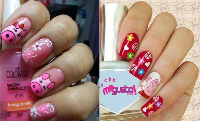 manikyur-na-novyj-god-2016-obezyany-cvet-dizajn-i-risunki-3